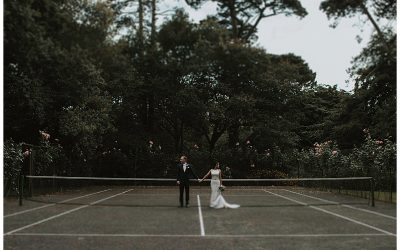 Beautiful Marlfield House wedding // Sarah + Wayne