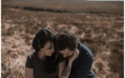 Connemara couple shoot // Ruth + Sam