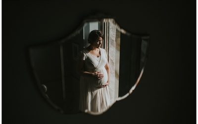 Modern Maternity shoot