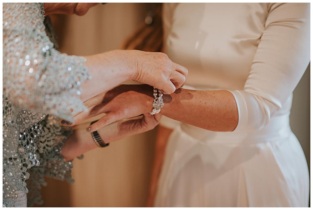 blairscove house wedding