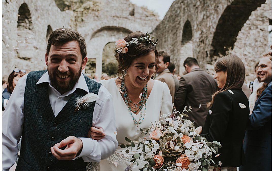 Relaxed Loughcrew Estate Wedding // Justine + Rodrigo