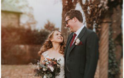Clonabreany House Wedding // Bronwyn + Pádraig