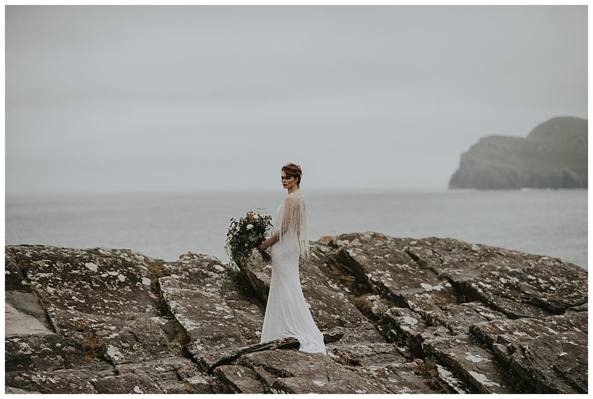 valentia island styled shoot