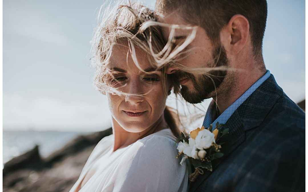 Dingle Peninsula Elopement // Ashtan + Michael