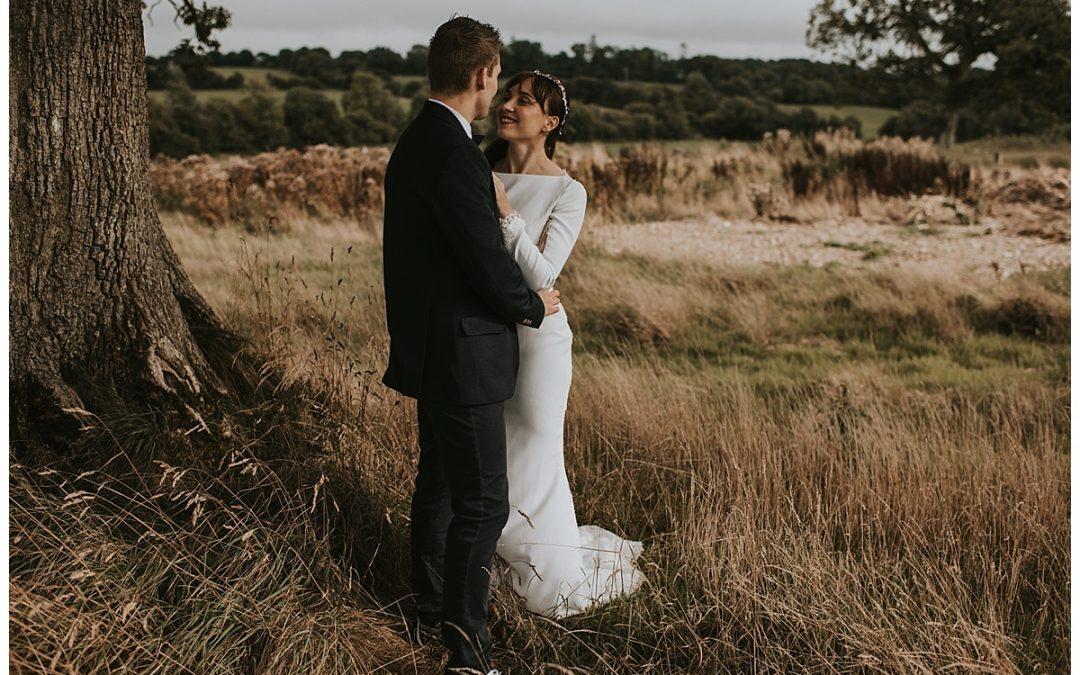 Intimate wedding at Horetown House // Allison + Jonathan