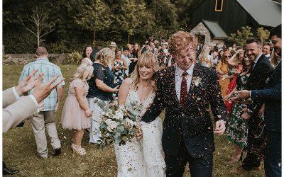 Village Barn Wedding Tyrrellspass // Cheryl + Rob