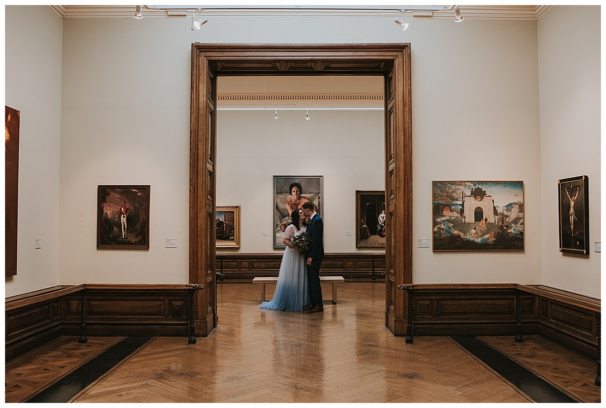 crawford art gallery wedding