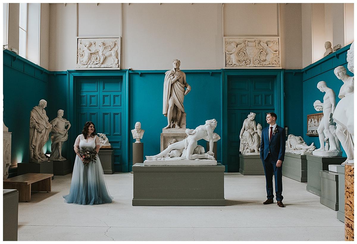 crawford art gallery wedding