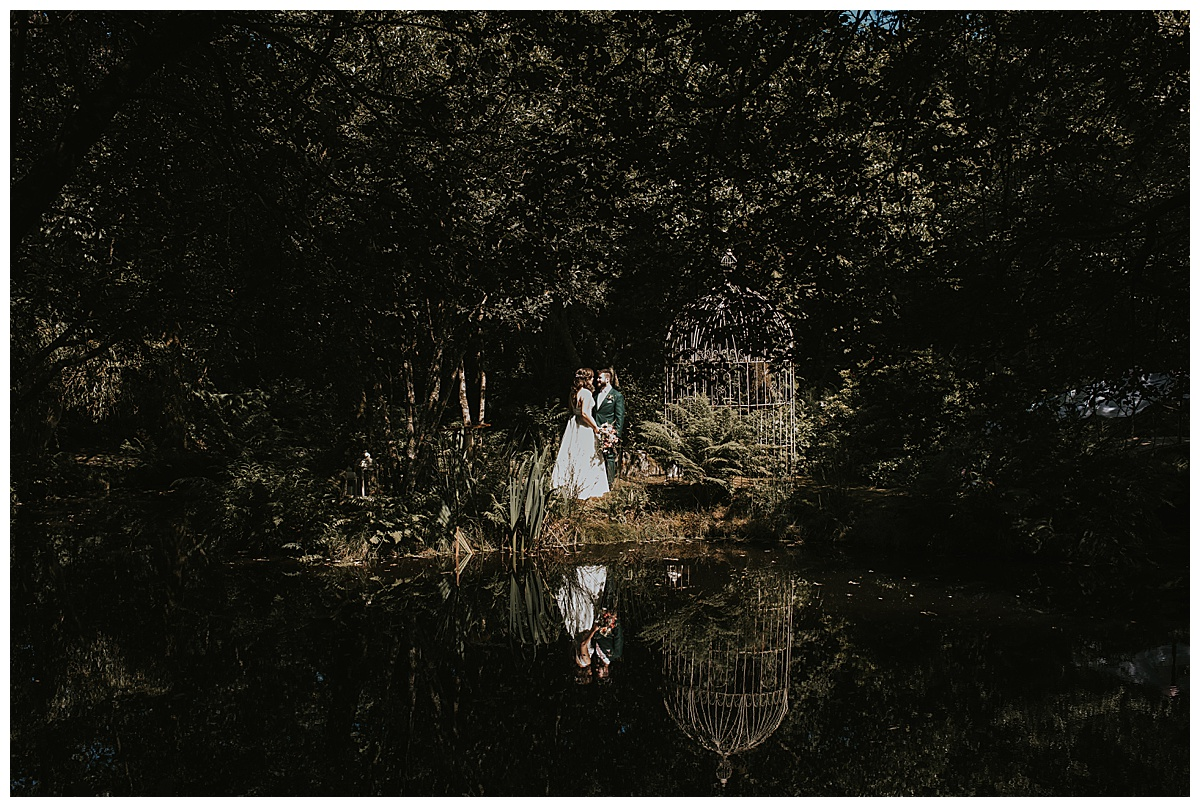 inish beg estate wedding